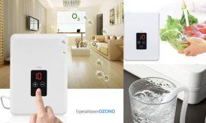 Gerador de Ozônio doméstico