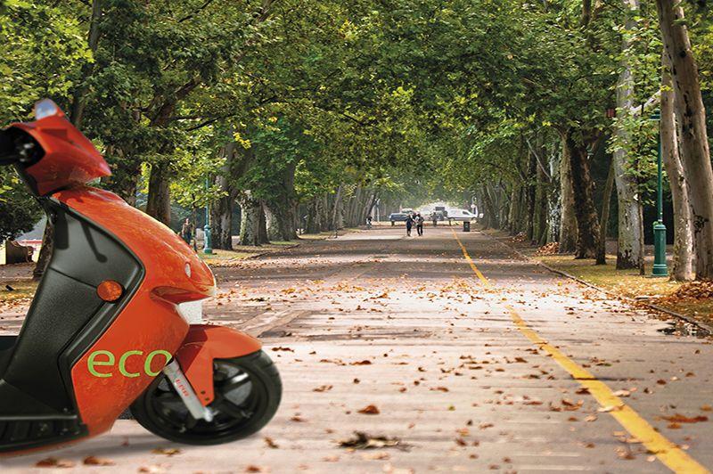 Foto de Moto Eco CTT