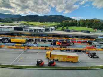 DHL renova parceria com Fórmula1