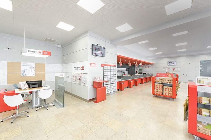 Foto de Banco CTT