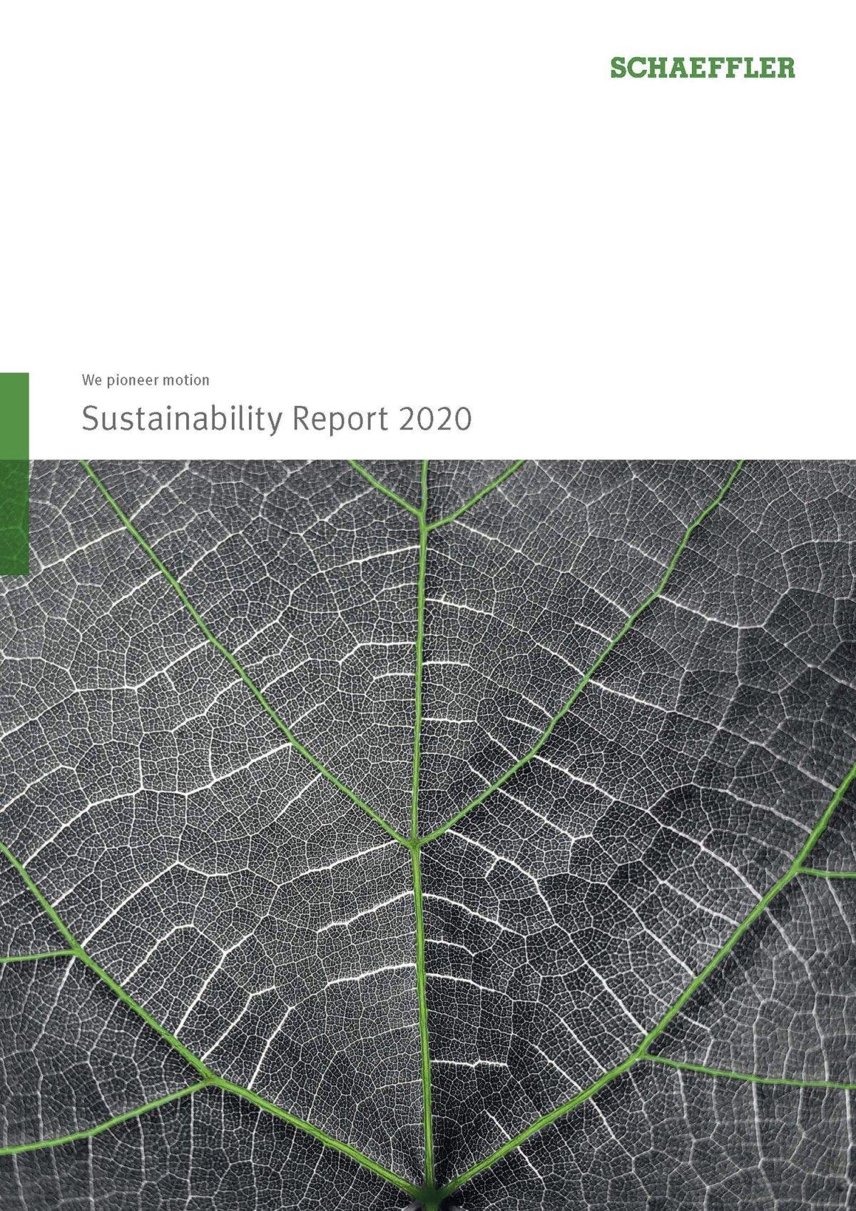 Foto de Schaeffler publica o seu Relatório de Sustentabilidade 2020