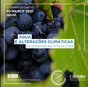 Água e Alterações Climáticas: Os desafios na Viticultura