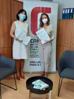 Agoralíngua  primeiro Centro Associado Camões en Espanha