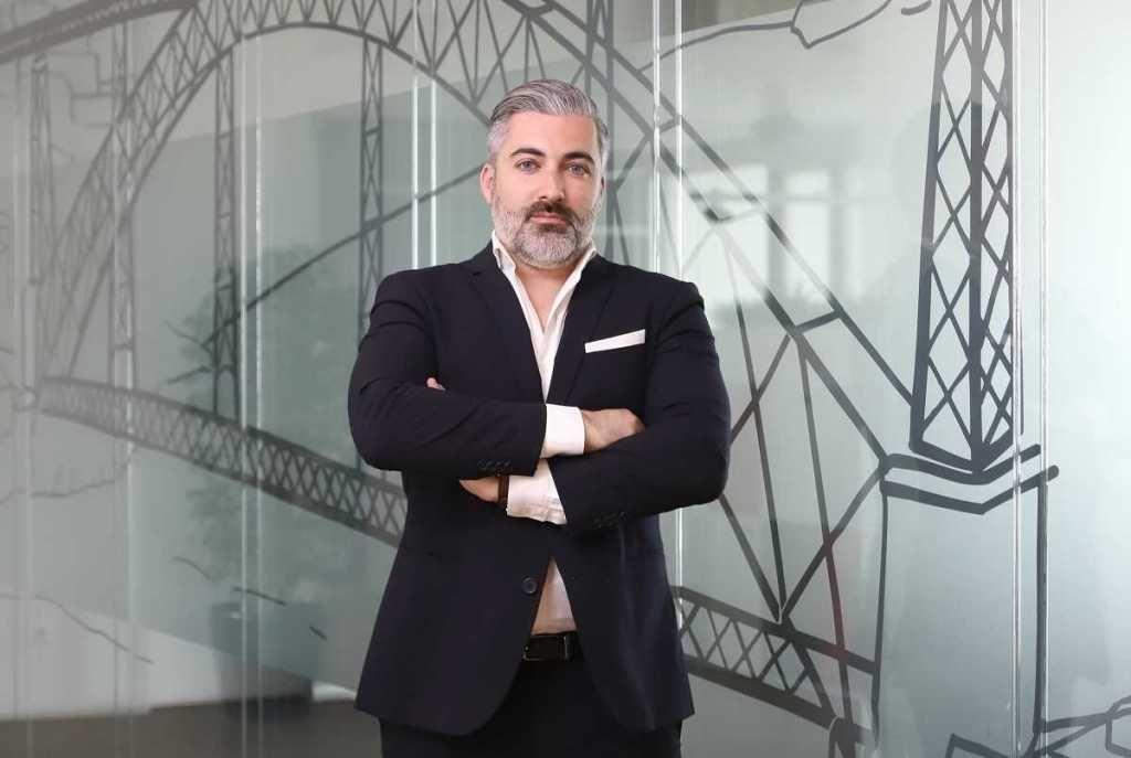 Foto de Nuno Teodoro, novo Cybersecurity Officer da Huawei Portugal