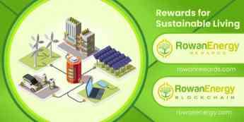 Foto de Rowan Energy Blockchain