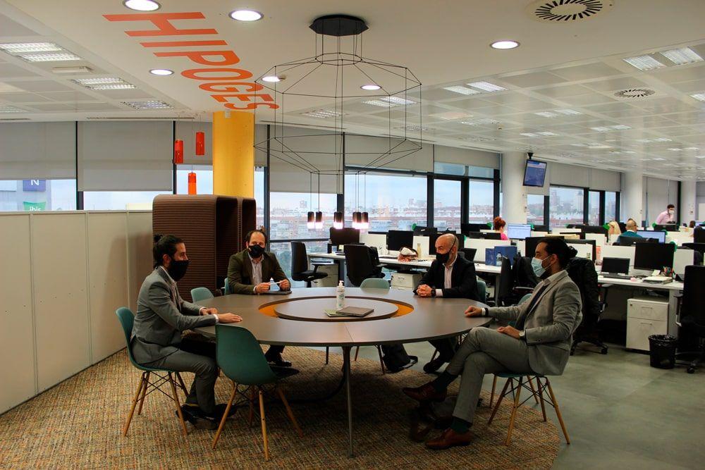 Foto de Hipoges Iberia reforça estratégia de digitalização com a