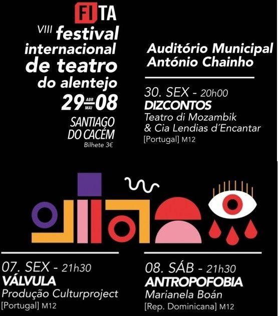 Foto de FITA - VIII Festival Internacional de Teatro do Alentejo