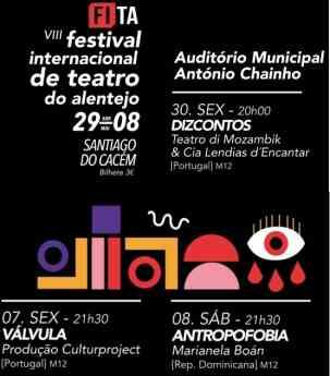 FITA - VIII Festival Internacional de Teatro do Alentejo
