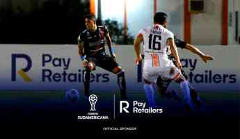 PayRetailers Sponsor Conmebol